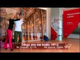 DWTS Albania 5 - Kristi & Ermira - Waltz - Nata e dyte - Show - Vizion Plus