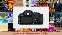 Canon Rebel XTI Digital Camera - video dailymotion
