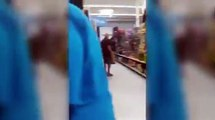 Father Goes Catching Pervert Taking Video Up His Little Daughters Skirt in Walmart!