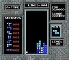 TOP 6 NINTENDO NES / FAMICOM | TETRIS (ALEXEY PAZHITNOV, ELECTRONORGTECHNICA, 1989)