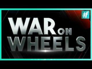 War On Wheels - Audi R8 V10 Plus Vs Jaguar F-TYPE R | Episode 3 | TOYZ with Ankit & Bharat