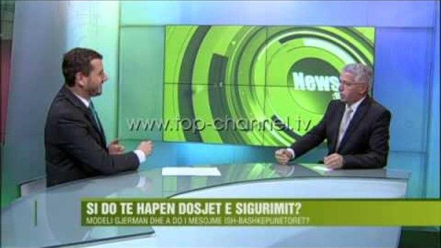 Si do të hapen dosjet e Sigurimit? - Top Channel Albania - News - Lajme