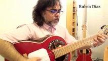 Tangos (Rumba)  before and after Paco de Lucia / Understanding flamenco 2 online / Ruben Diaz Skype guitar lessons Spain