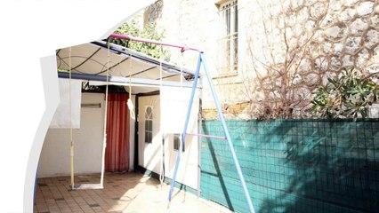 A vendre - rez de jardin - Nice (06100) (06100) - 4 pièces - 75m²