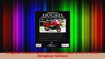 Read  Original Ducati Sport and Super Sport 19721986 Original Series Ebook Free