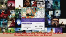 Read  Creative Haven Steampunk Fashions Coloring Book Creative Haven Coloring Books PDF Free