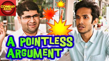 The Check: A Pointless Argument | Comedy Asia