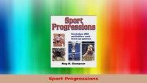 Sport Progressions PDF