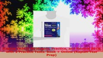 Kaplan TASC Strategies Practice and Review 2014 with 2 Practice Tests Book  Online Download