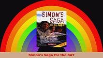 Simons Saga for the SAT Read Online