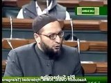 Watch Angry Asaduddin Owaisi Vs PM Modi Speech in Lok Sabha  Hatt's Off