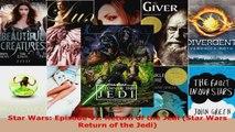 Read  Star Wars Episode VI Return of the Jedi Star Wars Return of the Jedi Ebook Free