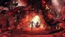 God of war 3 Guia en español (parte 24) (muerte de Gaia) (modo titan)