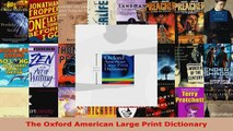 PDF Paperback Oxford Large Print Dictionary Download Online