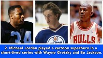 Michael Jordan: 10 Things you didnt know about MJ