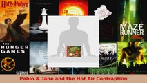 Read  Pablo  Jane and the Hot Air Contraption EBooks Online