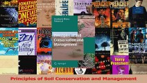 Read  Principles of Soil Conservation and Management Ebook Free