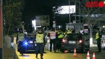 Grosse opération de police à Langueux le 27 novembre 2015