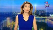 Claire Chazal virée de TF1, Nonce Paolini révèle les coulisses de son éviction (vidéo)