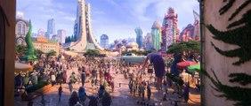 Zootropolis: Hayvanlar Şehri - Zootopia (2016) Animasyon Filmi Fragman