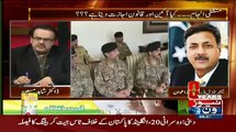 Major Genral(R) Aijaz Awan Praising Genral Raheel Sharif