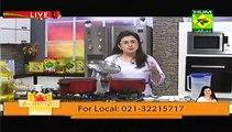 Food Diaries Recipe Pumpkin Soup by Chef Zarnak Sidhwa Masala TV P2