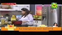 Food Diaries Recipe Pumpkin Soup by Chef Zarnak Sidhwa Masala TV P1