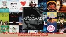 PDF Download  The Films of JeanLuc Godard Suny Series Cultural Studies in CinemaVideo PDF Full Ebook