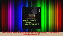Read  Der Tote vom Maschsee Kriminalroman HannoverKrimis Band 1 PDF Online