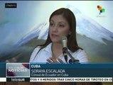 Políticas migratorias de Ecuador con Cuba serán modificadas