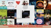Read  Automotive Steering Suspension Alignment 6th Edition Automotive Systems Books Ebook Free