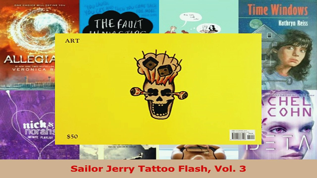 Read Sailor Jerry Tattoo Flash Vol 3 Pdf Free Video Dailymotion