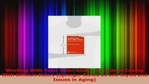 PDF Download  Working With Toxic Older Adults A Guide to Coping With Difficult Elders Springer Series Download Online