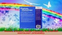 Stevens  Lowes Human Histology 4e HUMAN HISTOLOGY STEVENS PDF