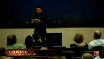 Eliecer Avila habla en la Primera Convención de Somos+