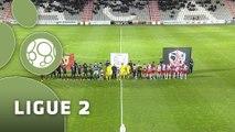 AC Ajaccio - RC Lens (1-1)  - Résumé - (ACA-RCL) / 2015-16