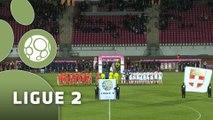 Evian TG FC - Stade Lavallois (0-0)  - Résumé - (EVIAN-LAVAL) / 2015-16