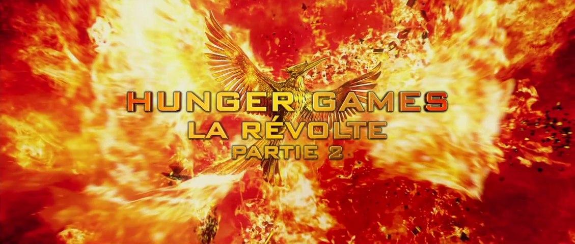 HUNGER GAMES - La Révolte : Partie 2 (2015) - VOSTFR