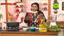 Tarka Recipe Shaljum Aur Gajar ki Subzi by Rida Aftab Masala TV P2