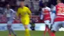 Jeremie Boga Goal 0-1 Stade de Reims vs Stade Rennes 28.11.2015