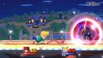 Roy VS Lucas - Super Smash Bros 4