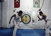 Axe Capoeira ŞUrfa Mestre Barrao
