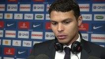 Foot - L1 - PSG : Silva «A Paris jusqu'à la fin de ma carrière»