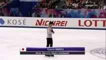 Yuzuru Hanyu - NHK Trophy 2015 - LP (B.ESP)