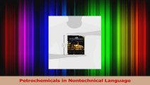 PDF Download  Petrochemicals in Nontechnical Language Read Full Ebook