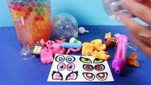 ORBEEZ CRUSH New Crushkins Pets Cat & Dog Animals DIY Family Fun Toy