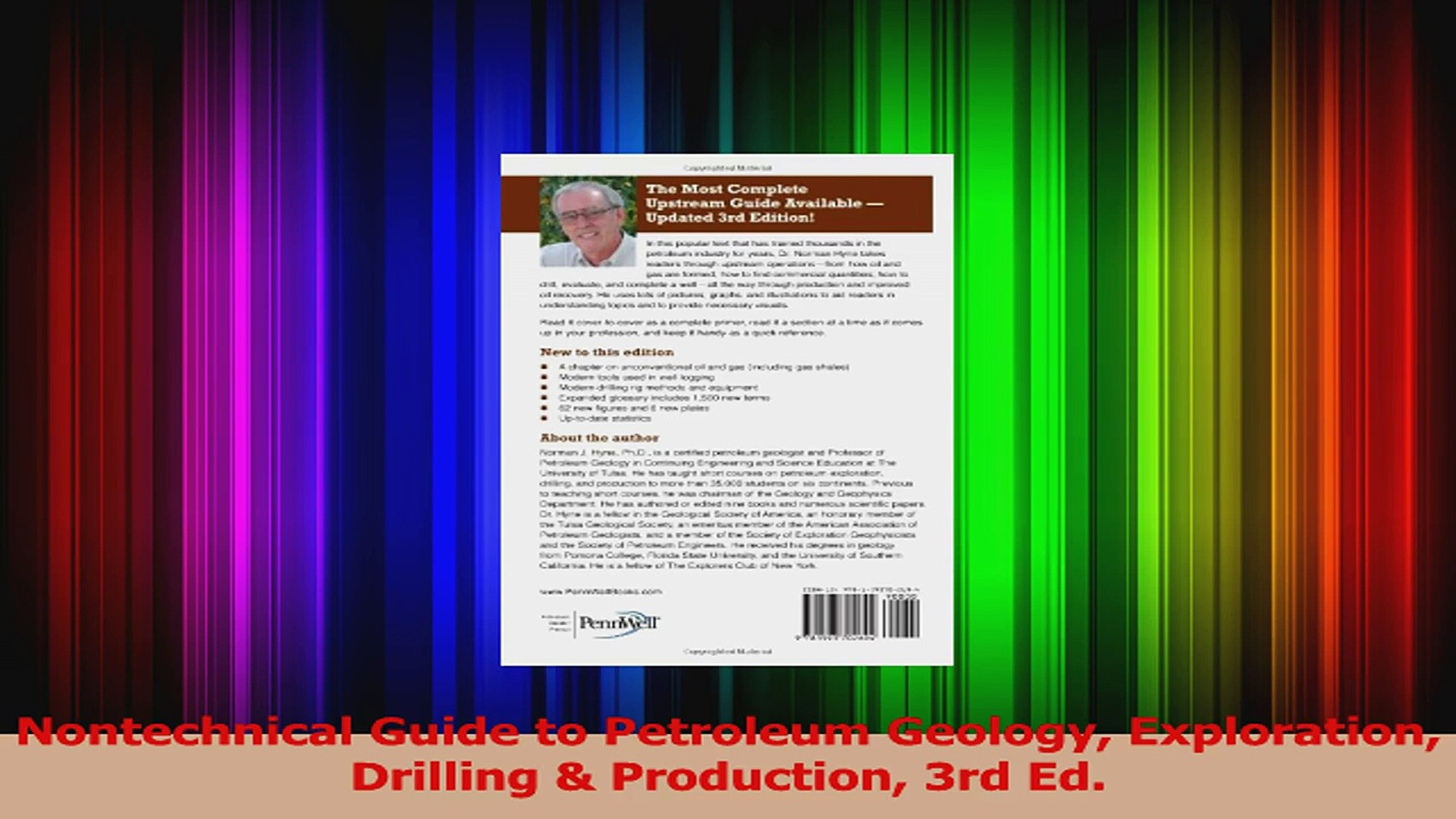 PDF Download Nontechnical Guide to Petroleum Geology Exploration Drilling  Production 3rd Ed PDF Online