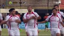 CAN U23 [AR] Tunisie 1-0 Zambia - But de Haythem Jouini (4') 28-11-2015 [bEIN Sport]