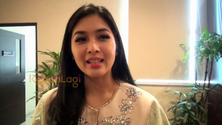 Sandra Dewi Batal Nikah Tahun Ini