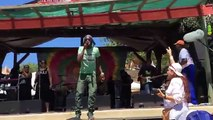 Marlon Asher - Ganja Farmer (Live at Reggae On The Mountain 2015)